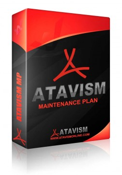 Atavism X Maintenance Plan 180 days